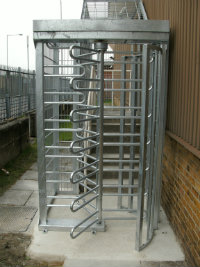 SSTS6000 Full Height Turnstile