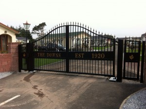 Automated Gates - Security Solutions GB
