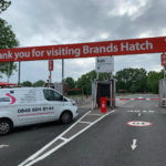 Brands Hatch Automatic Barrier installation - Security Solutions GB