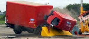 SSCB Crash Rated Road Blocker - Security Solutions GB